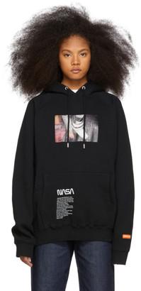 Heron Preston Black Photo Sweatshirt