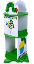 Levels of Discovery Very Hungry Caterpillar Revolving Bookcase in White