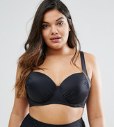 City Chic Underwired Bikini Top