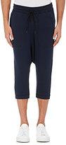 Nlst Men's Cotton-Blend Harem Sweatpants-Navy Size Xl