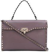 Valentino Garavani 'Rockstud' rectangular shoulder bag