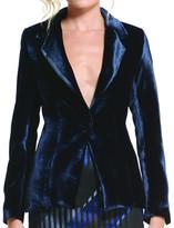 Daniela Corte - Velvet Rocker Jacket