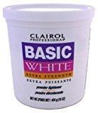 Clairol Basic White Extra Strength Powder Lightener