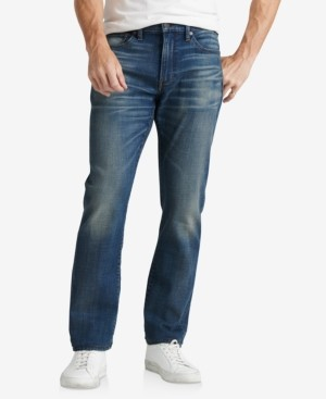 Lucky Brand Men's 410 Slim Straight Coolmax Jeans