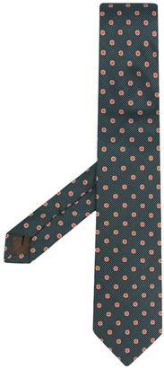 Church's Floral Silk Tie