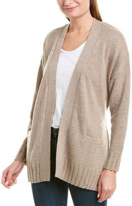 Amicale Cashmere Kimono Cashmere Cardigan
