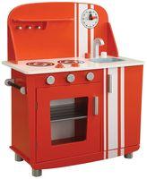 Maxim Red Vintage Kitchen