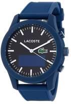 Lacoste Men's L1212 Contact Bluetooth Smart Bracelet Watch