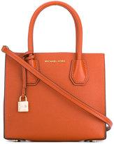 MICHAEL Michael Kors detachable strap tote - women - Leather - One Size