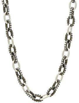 Freida Rothman Industrial Chain Necklace, 20