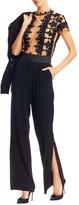 Nicole Miller Slit Trousers