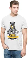 '47 Men's Pittsburgh Penguins 2016 Stanley Cup Champions All-Pro Flanker Tee