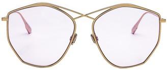 Christian Dior Oversize Frame Sunglasses