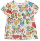 Gucci Children's corsage print shirt