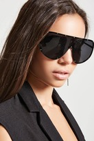 Forever 21 Studded Wrap Sunglasses