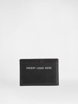 DKNY Logo Card Holder