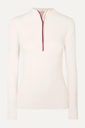 Vaara Ella Stretch-jersey Top - Cream