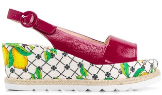 Högl Printed Sandals