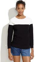 Madewell Contrast Sweater