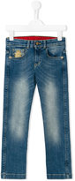 Billionaire Kids - regular jeans - kids - Cotton/Spandex/Elastane - 2 yrs