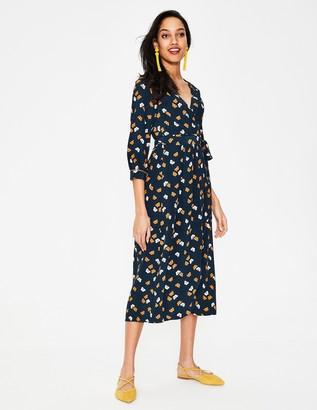 Floris Wrap Dress