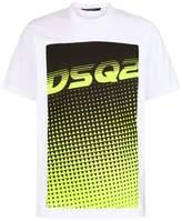 Dsquared2 Flourescent Print T-Shirt
