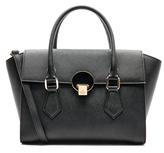 Vivienne Westwood Women's Opio Saffiano Leather Handbag Black
