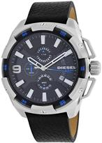 Diesel Heavyweight DZ4392 Men's Stainless Steel Chronograph Watch