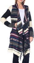 Jessica Simpson Open Front Knit Cardigan