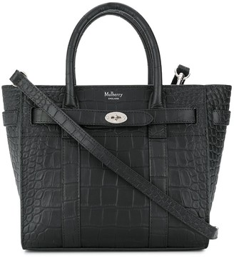Mulberry mini Bayswater tote bag