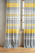 Anthropologie Cabana Sequined Curtain