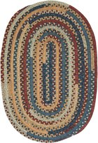 Colonial Mills CK97R024X072 Chestnut Knoll Space-Dye Braided Rug