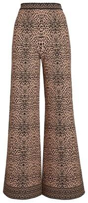 Alaia Lynx Flared Trousers