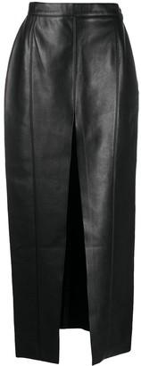 Nanushka Arlynn high-waist skirt