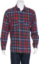 Engineered Garments Plaid Woven Shirt