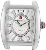 Michele Women's MW02A00A0991 Urban Mini Analog Display Swiss Quartz Silver Watch Head