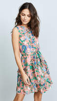 Saloni Tilly Ruffle Dress