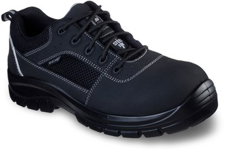 Skechers Trophus Men's Steel Toe Shoes