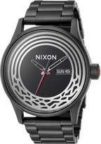 Nixon Star Wars Men's A356SW2444-00 Star Wars Kylo Analog Display Japanese Quartz Watch