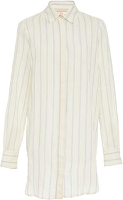 Brock Collection Exclusive Opuscolo Stripe Cotton Shirt