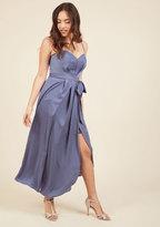 Soiree Sight Wrap Dress in 4