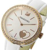 Swarovski Quartz Women's Watch 5179367 White
