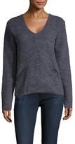Paul & Joe Sister Revolver V-Neck Sweater