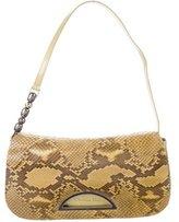 Christian Dior Python Malice Bag
