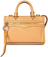 Thumbnail for your product : Rebecca Minkoff Bedford Textured-leather Tote