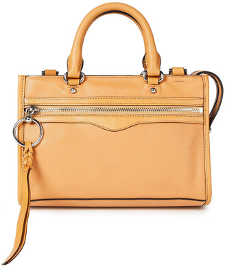 Rebecca Minkoff Bedford Textured-leather Tote