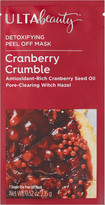 Ulta Cranberry Crumble Detoxifying Peel Off Mask