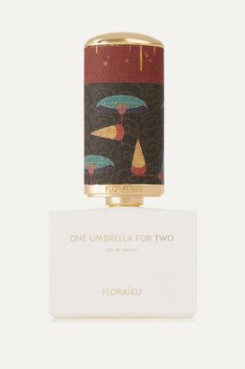 Floraiku - One Umbrella For Two Eau De Parfum, 50ml & 10ml - Colorless