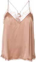 IRO camisole top - women - Silk/Polyamide - 36