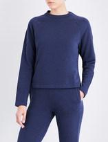 Sunspel Crewneck cotton sweatshirt